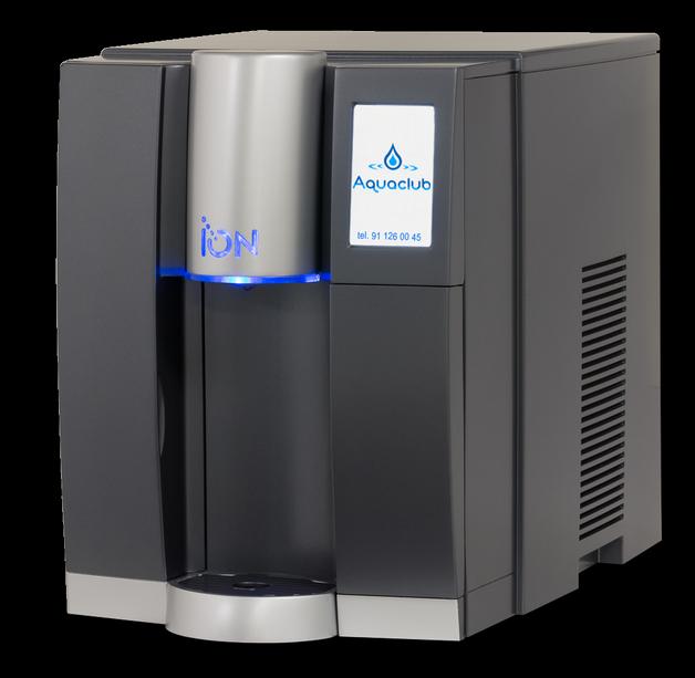 Dispensador de agua fría conectado a la red ION 2